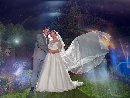 St Catherines Church Wedding of Sam and Richard. Congratulations on getting married to Sam & Richard