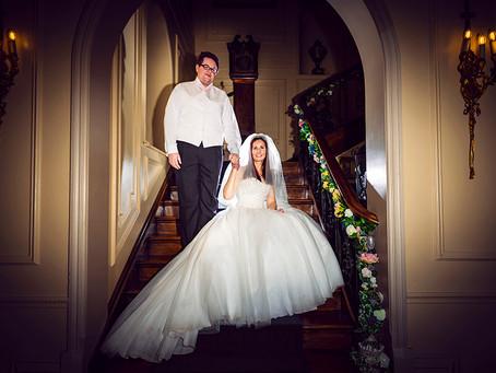 Wedding at The Lawn, Rochford