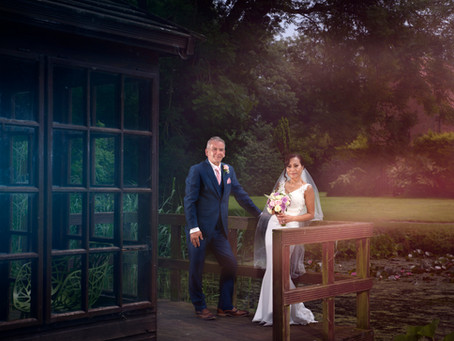 Ivy House Country Hotel Wedding of Glen & Sumalee