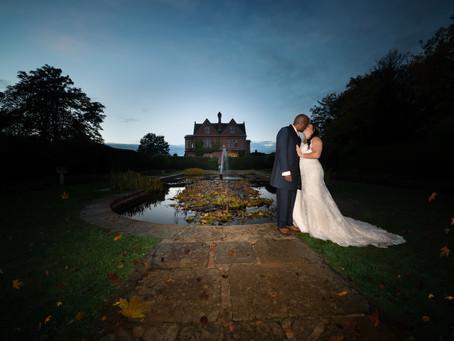 The Wedding of Louise & Trevor                     at De Vere Horwood Estate