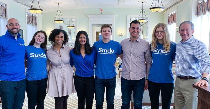Stride Funding Team
