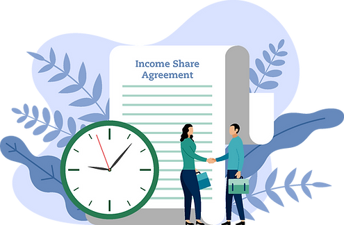 Signing Income Share Agreement ISA.png