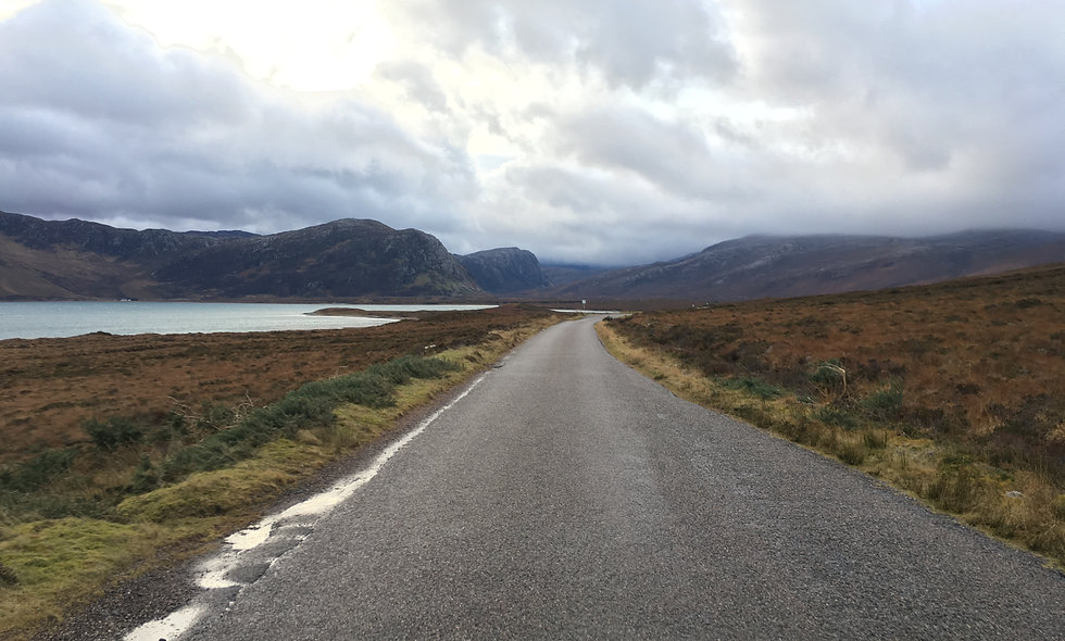 Cape Wrath Trail (Stage 1) - 09 Sept
