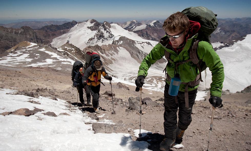 Climb Aconcagua - 27 Nov 2022