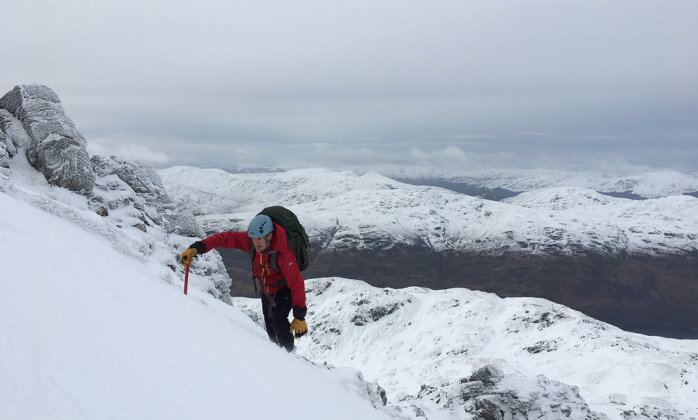 Intro to Winter Hiking in The Lake District - 26 Jan