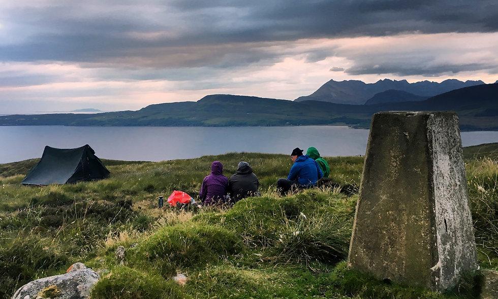 Hike The Skye Trail - 01 May
