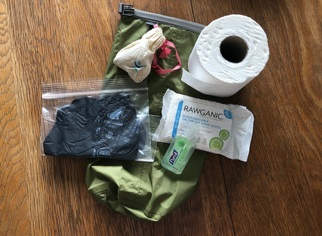Blood and Mountain: Menstruation on the Trail - by Jennifer Custer