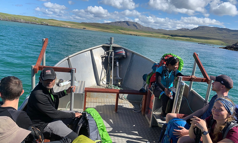 Hike The Little Western Isles - 21 May