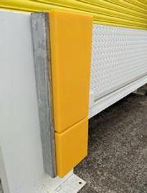loading bay sliding dock buffers 6