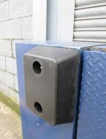 loading bay dock buffers 1