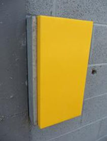 loading bay sliding dock buffers 2