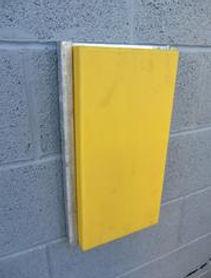 loading bay sliding dock buffers 1