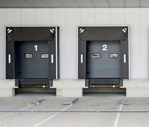 loading bay dock buffers
