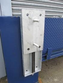 loading bay dock buffer accessories 1