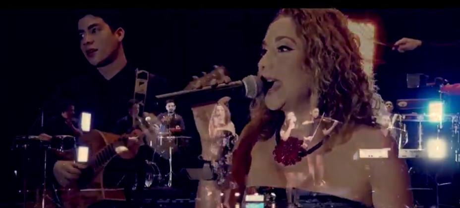 "Cynthia  Video ""La Llorona"""