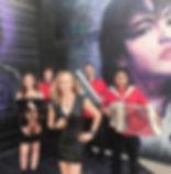 Cache with Selena (Tejano Queen)