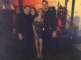 XV  BDAY Quartet