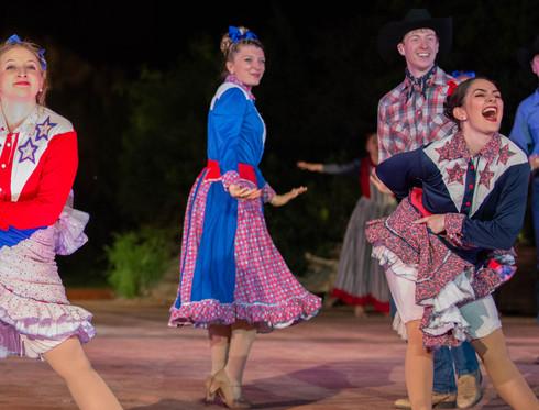 Texas! the Outdoor Musical, Summer 2019