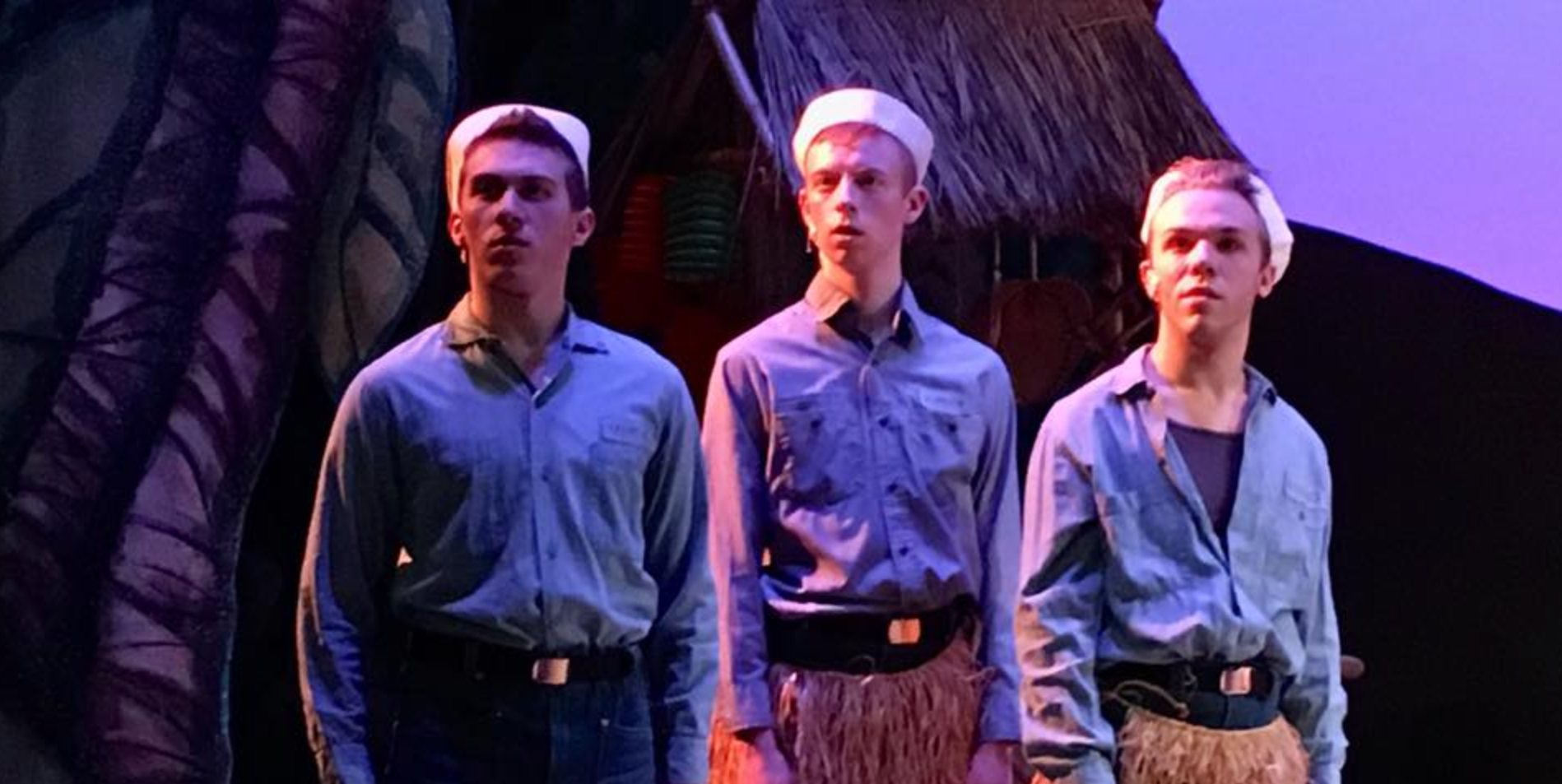 Ensemble in South Pacific, 2017