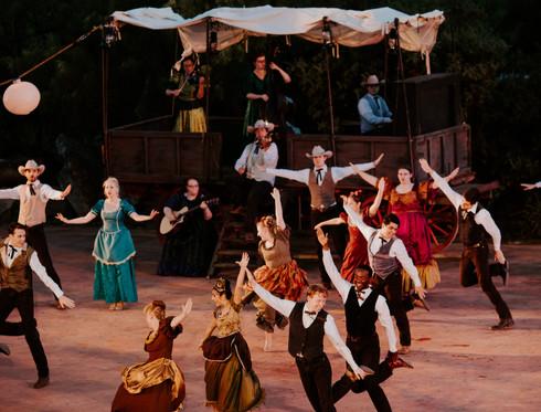 Texas! the Outdoor Musical