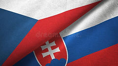 czech-republic-slovakia-flags-together-t