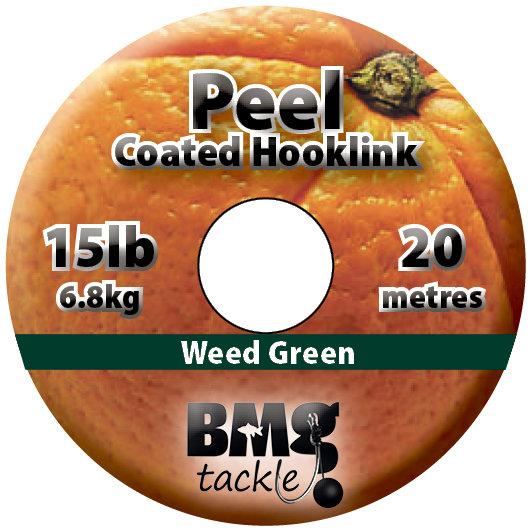Peel Coated Hooklink (Trade)