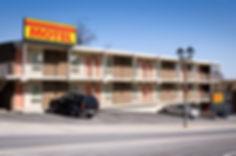 Voorbeed Motel