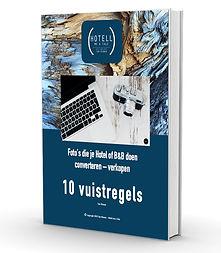 E-book Hotell me a Tale: 10 vuistregels!
