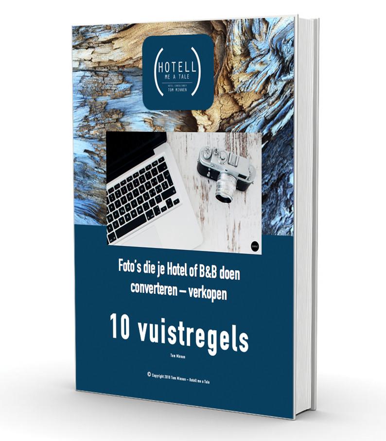 E-book Hotell me a Tale: 10 vuistregels