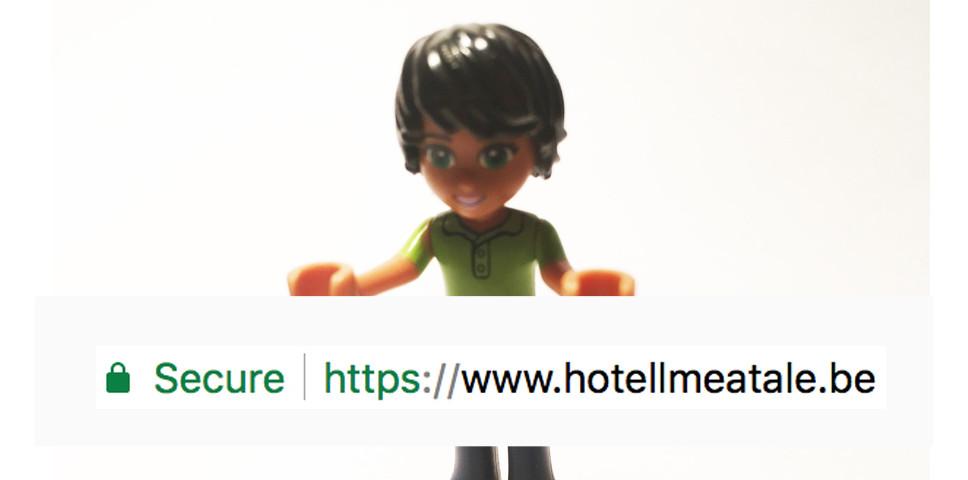 HTTPS impact op Hotel en B&B's