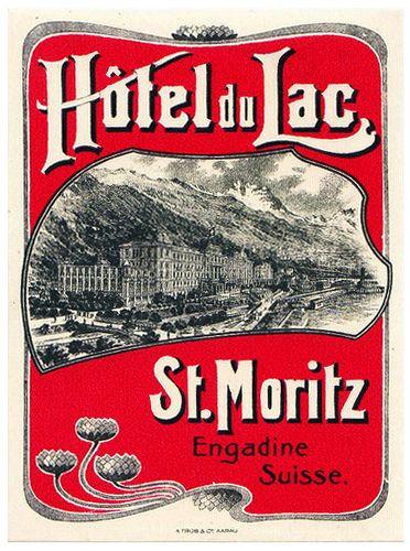 Voorbeeld Hotel marketing uit het verleden
