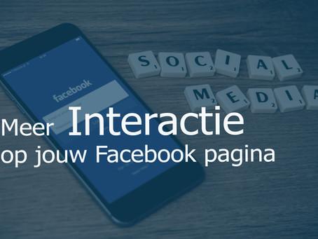 Meer interactie te bekomen met gasten via Facebook: 9 tips!