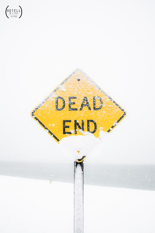 niet laten doodlopen