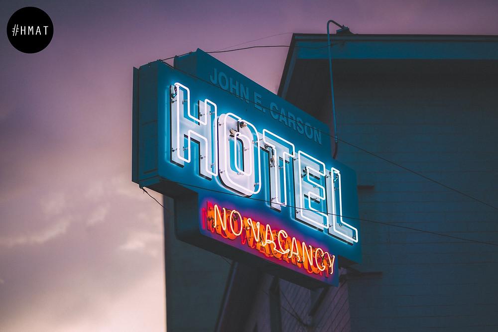 Hotel neon No vacancy