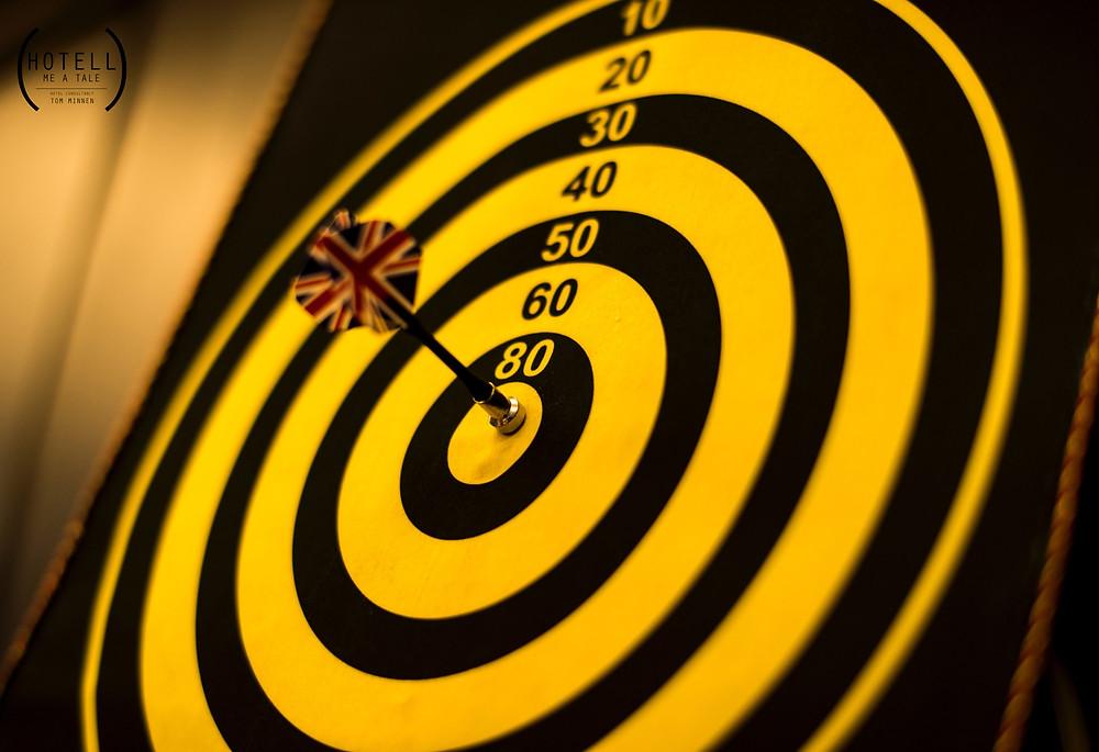 Target je doelgroep