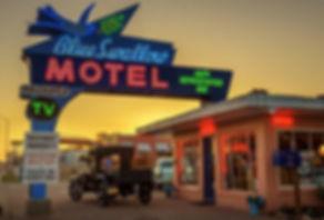 Voorbeeld Motel