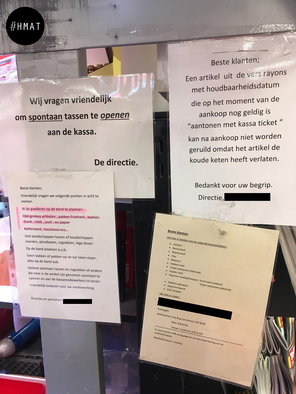 Gastvrijheid ook voor supermarkten