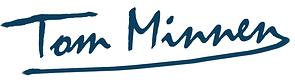 Handtekening Tom Minnen