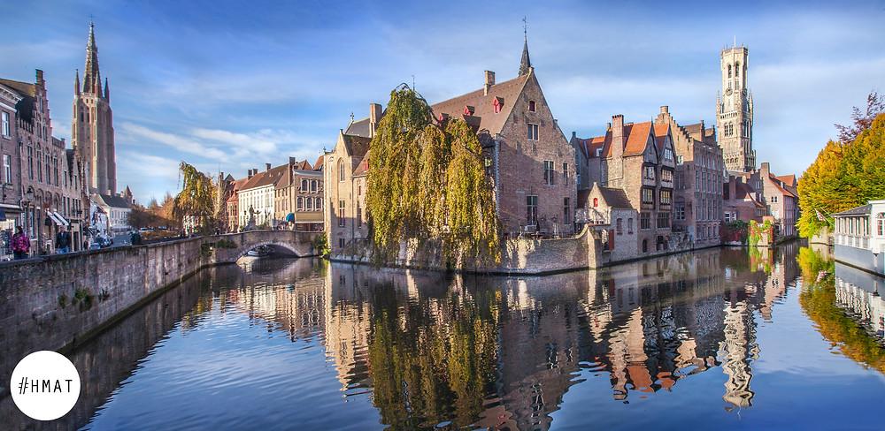 Brugge sfeerbeeld