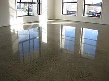 Concrete Polishing, Polishing