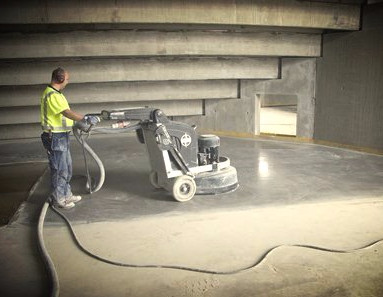 Polished Concrete Training | Square One Enterprises