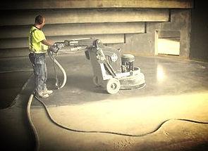 Grinding Concrete, Honing Concrete