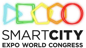 Smart city expo logo, event Barcelona trade shows management