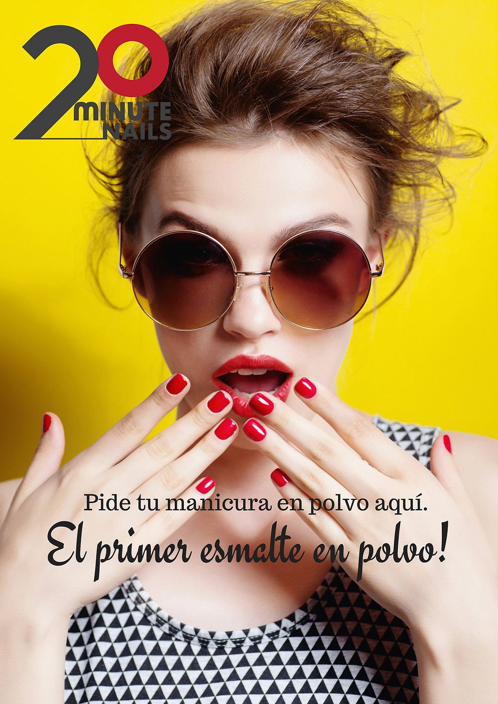 conference 20 minute nails barcelona