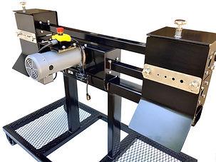 Hemp Bucker VD-1480 Bucking Machine Destemmer