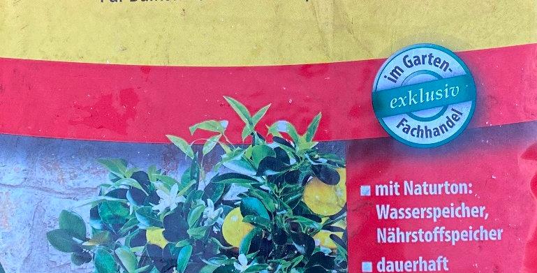 Zitruspflanzenerde