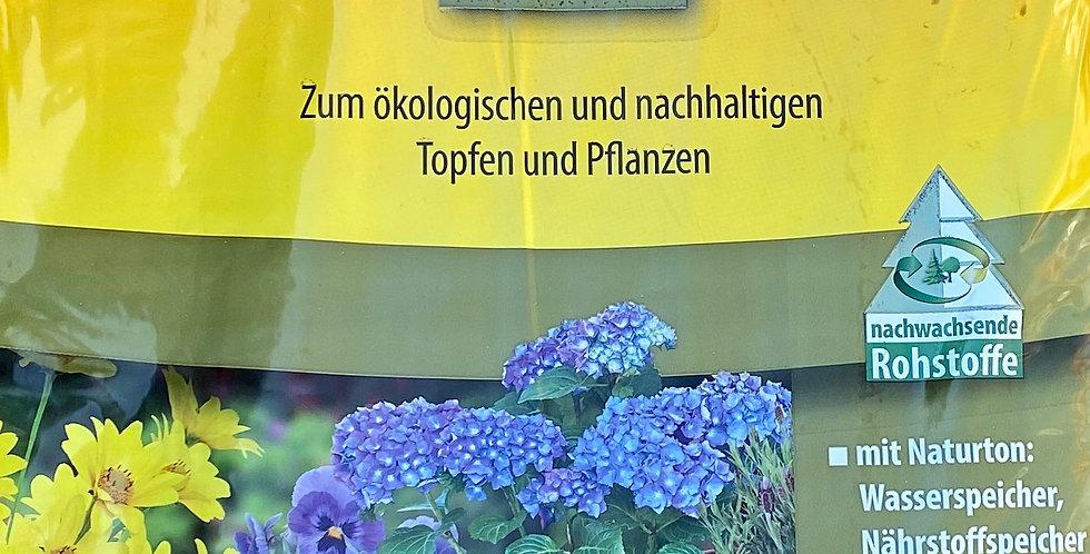 Blumenerde BIO