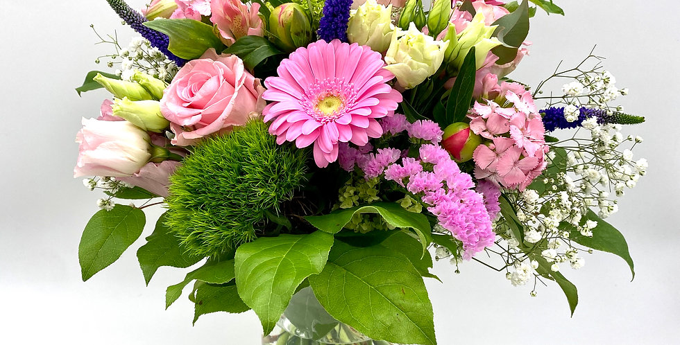 Blumenstrauß zartrosa