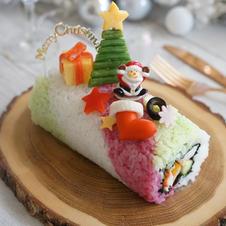 クリスマスロール2
