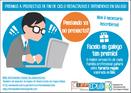 Nova edición dos Premios a proxectos de fin de ciclo redactados e  defendidos en galego